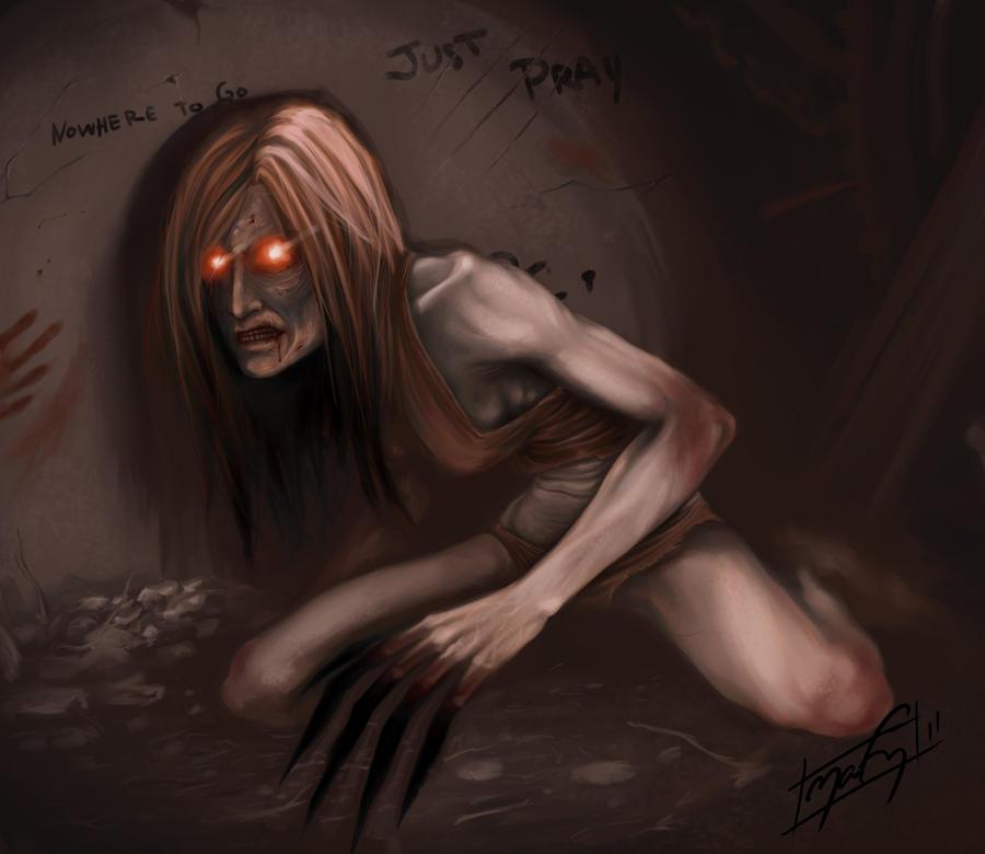 Les diffèrents types de zombies L4d_witch_by_shadowphoenix88-d43ynq9