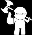 TwiniBAM Like with Axe