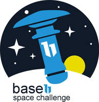 my base11 space challenge logo