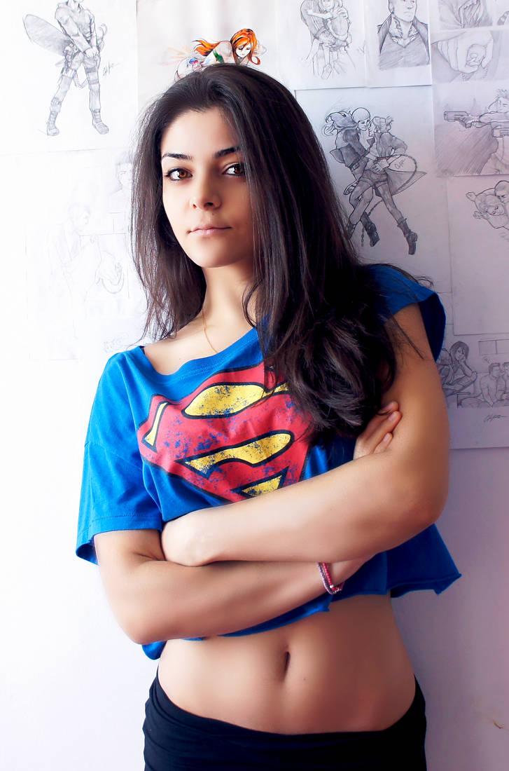 Supergirl by MarikaGreek