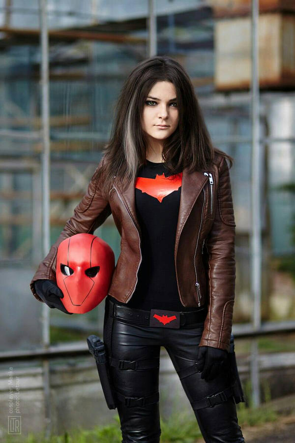 Red Hood: Your greatest failure. by MarikaGreek