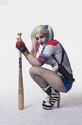 Harley Quinn | Suicide Squad cosplay by MarikaGreek