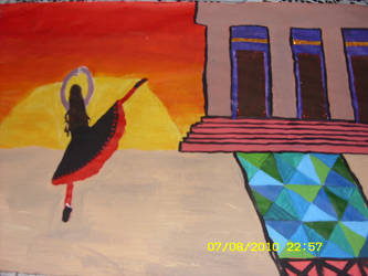 My flamenco ballet by Bellastet