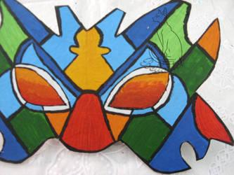 Vitral Mask 2 by Bellastet