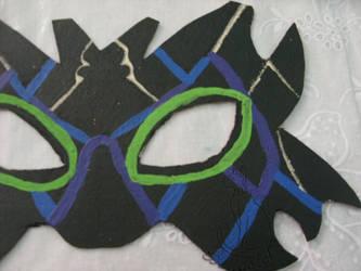 Dark Mask 2 by Bellastet