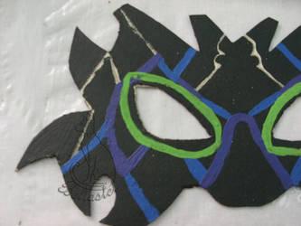 Dark Mask 3 by Bellastet