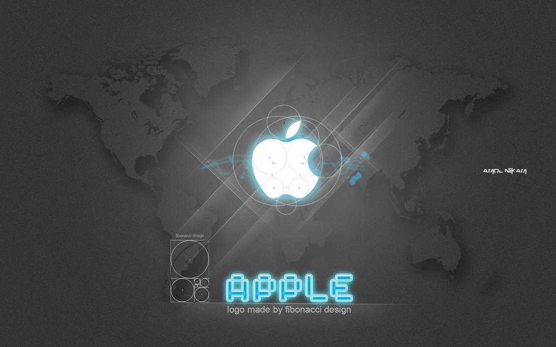 apple logo from fibonacci seriesarnnicks on deviantart