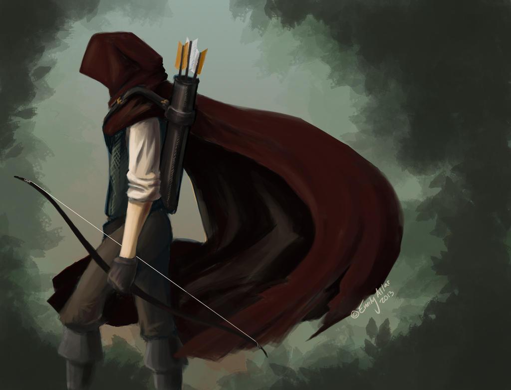 Archer by Lovestruckk