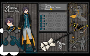 OI: Axthiams Character Sheet