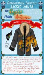 OI-Secret Santa Gyxin's coat