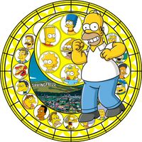 Station of Awakening, The Simpsons