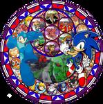 Station of Awakening, Megaman and Sonic