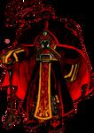 Fullmetal Kingdom's Crimson (colored) by 4xEyes1987