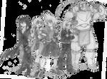 Fullmetal Kingdom, Disc 3 Playable Characters