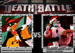 Death Battle, Negaduck VS Composite Santa Claus