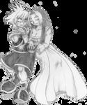 (SPOILERS) Fullmetal Kingdom ~ Sora and Rose