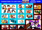 Mario VS Donkey Kong Action/Adventure/RPG Listing