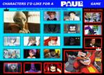 Paul 2 Game Listing