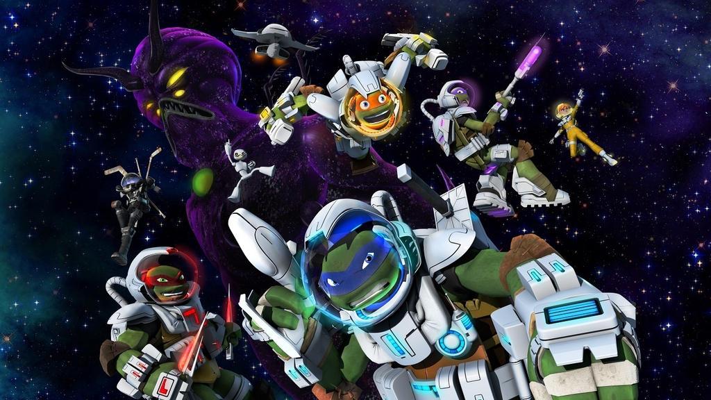 Hopes for Teenage Mutant Ninja Turtles Season 4... by ...