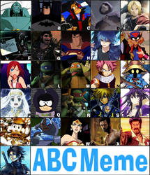Heroic ABCs by 4xEyes1987