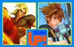 Team Up ~ Ken and Sora