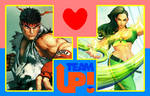 Team Up + Couple ~ Ryu and Laura