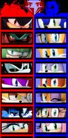 Dissidia: Sonic The Hedgehog
