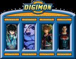 Character Digivolution ~ Izuku-Tick-Sora-Superman