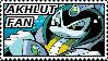 Akhlut Fan Stamp by 4xEyes1987