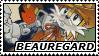 Beauregard Fan Stamp by 4xEyes1987