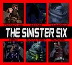 Sinister Six ~ TMNT Villains
