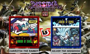 Dissidia Sonic The Hedgehog ~ Carrotia VS Silver