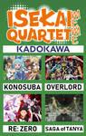 Isekai Quartet Meme ~ Example