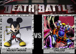 Death Battle ~ Mickey Mouse VS Chilled by 4xEyes1987