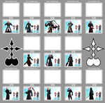 WHO VS Organization XIII Members by 4xEyes1987