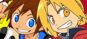 Fullmetal Kingdom Chibi Banner
