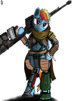 Dash Scout. by Theponysketchguy