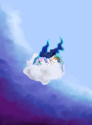 Princess Nap Time by Theponysketchguy