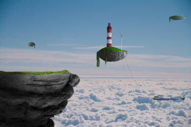 Cloud Sea Composite Sketch by Theponysketchguy