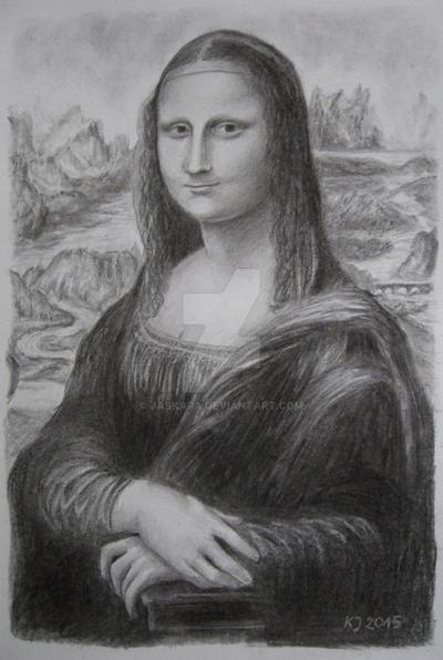 Lisa ann pencil drawing 7
