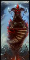 Diablo visits WoW Wotlk