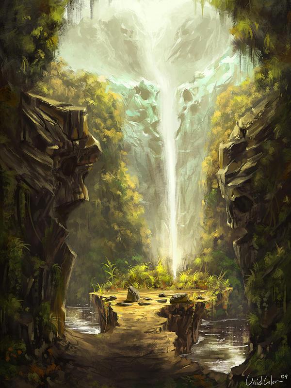 Territoire du Clan de la Pluie Mountain_path_by_unidcolor