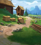 Team Fortress - Farm map