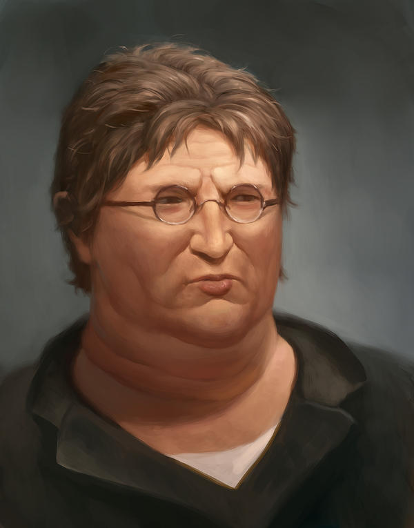 [Image: portraiture_of_gaben_by_unidcolor-d4ahlim.jpg]