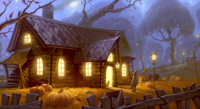 Halloween 2011 by UnidColor