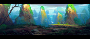 Mountains exploration by UnidColor