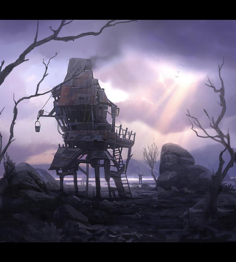 Hut by UnidColor