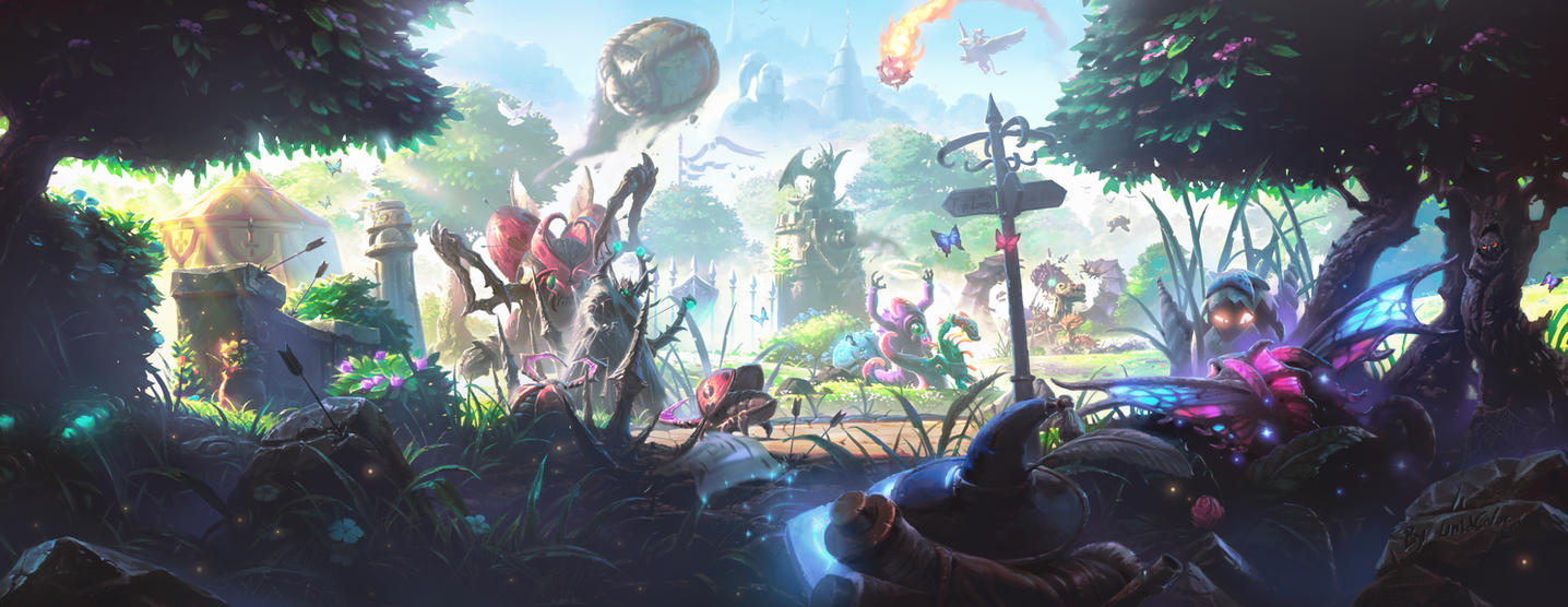 Heroes of the Storm by UnidColor