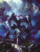 Capcom Fighting Tribute - Armored Warriors