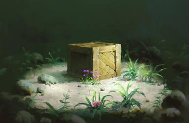 I think it's a box